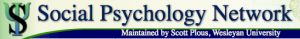 icon for and link to the Social Psychology Network